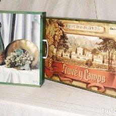 Coleccionismo de cava: CAJAS MADERA PARA GUARDAR COSAS - WOODEN BOXES - BOÎTES EN BOIS - HOLZKISTEN. Lote 94766015