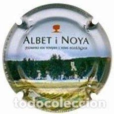 Coleccionismo de cava: PLACA DE CAVA ALBET I NOYA. Lote 95619611