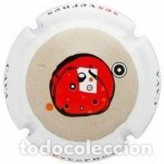 Coleccionismo de cava: PLACA DE CAVA SES VERNES . Lote 95620695