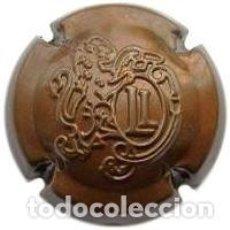 Coleccionismo de cava: PLACA DE CAVA LLOPART Nº VIADER 17340. Lote 95682263