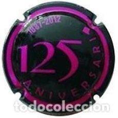 Coleccionismo de cava: PLACA DE CAVA LLOPART Nº VIADER 25625. Lote 95682799