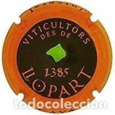 Coleccionismo de cava: PLACA DE CAVA LLOPART . Lote 95684119