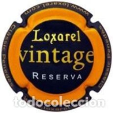 Coleccionismo de cava: PLACA DE CAVA LOXAREL X 130583. Lote 95687359