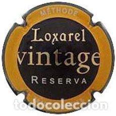 Coleccionismo de cava: PLACA DE CAVA LOXAREL Nº VIADER 30237. Lote 95687955