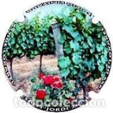 Coleccionismo de cava: PLACA DE CAVA LOXAREL Nº VIADER 31935. Lote 95688087