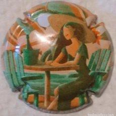 Coleccionismo de cava: PLACA CAVA JAUME SERRA. Lote 102514032