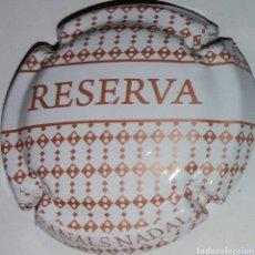 Coleccionismo de cava: PLACA CAVA RESERVA CANALS NADAL. Lote 96507104