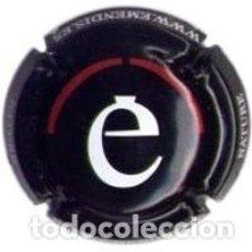 Coleccionismo de cava: PLACA DE CAVA - EMENDIS Nº VIADER 6915. Lote 246540910