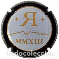 (491) PLACA CAVA ++ AGUSTI TORELLO ROCA (AT ROCA) VERD OLIVA. ++ NÚM. 00000 (Coleccionismo - Botellas y Bebidas - Cava)