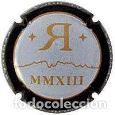 Coleccionismo de cava: (491) PLACA CAVA ++ AGUSTI TORELLO ROCA (AT ROCA) VERD OLIVA. ++ NÚM. 00000. Lote 98021039