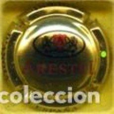 Coleccionismo de cava: (127) PLACA CAVA ++ ARESTEL . NÚM. 18890. Lote 98029919