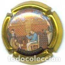 Coleccionismo de cava: (4) PLACA. CAPSULE CHAMPAGNE . CAVA .... JACQUART. Lote 98696051