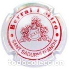 Coleccionismo de cava: PLACA DE CAVA - BERRAL I MIRÓ - Nº VIADER 13662. Lote 103848543