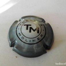Coleccionismo de cava: MAGNIFICA PLACA DE CAVA TORRENS MOLINER. Lote 104289323