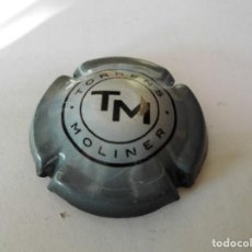 Coleccionismo de cava: MAGNIFICA PLACA DE CAVA TORRENS MOLINER. Lote 104289359