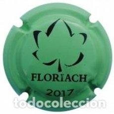 Coleccionismo de cava: PLACA DE CAVA - FLORIACH 152421. Lote 105467487