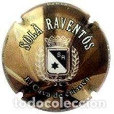Coleccionismo de cava: PLACA DE CAVA - SOLA RAVENTOS 143867. Lote 105470411