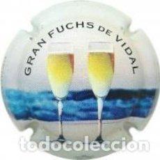 Coleccionismo de cava: PLACA DE CAVA - FUCHS DE VIDAL Nº VIADER 2742. Lote 105564219