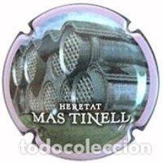 Coleccionismo de cava: PLACA DE CAVA - MAS TINELL Nº VIADER 23408. Lote 105564363