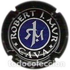 Coleccionismo de cava: PLACA DE CAVA - ROBERT J MUR Nº VIADER 13174. Lote 105564519