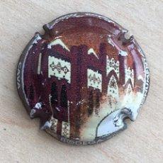 Coleccionismo de cava: PLACA CAVA CAPITÁ VIDAL (PLAZA MONUMENTAL). Lote 105657051