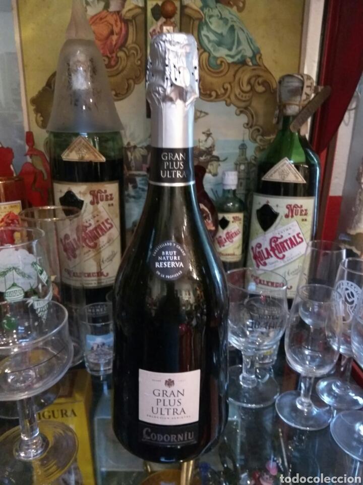 CAVA CODORNIU GRAN PLUS ULTRA RESERVA (Coleccionismo - Botellas y Bebidas - Cava)