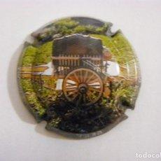 Coleccionismo de cava: PLACA DE CAVA TRES TOMBS Nº 18830. Lote 107591399