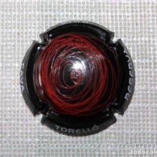 Coleccionismo de cava: CHAPA CAVA TORRELLO RESERVA ROSE. Lote 108305235