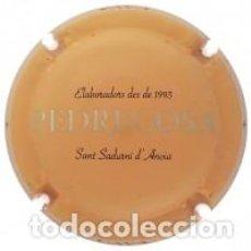 Coleccionismo de cava: PLACA DE CAVA - CASTELO DE PEDREGOSA 150304. Lote 109060110