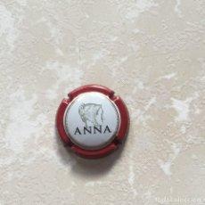 Coleccionismo de cava: PLACA CAVA ANNA CODORNIU BRUT / CHAPA / PLACAS / CHAPAS. Lote 113939935