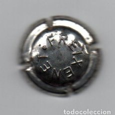 Coleccionismo de cava: ANTIGUA PLACA DE CAVA FRIXENET. Lote 115454395
