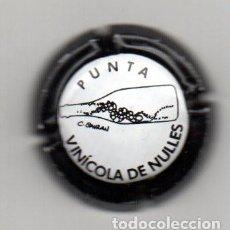 Coleccionismo de cava: PLACA DE CAVA VINICOLA DE NULLES PUNTA. Lote 115509635