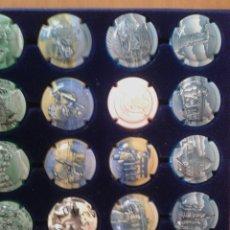 Coleccionismo de cava: PLACA CHAPA CAVA L.8 JAUME SERRA LOTE 20. Lote 120814582