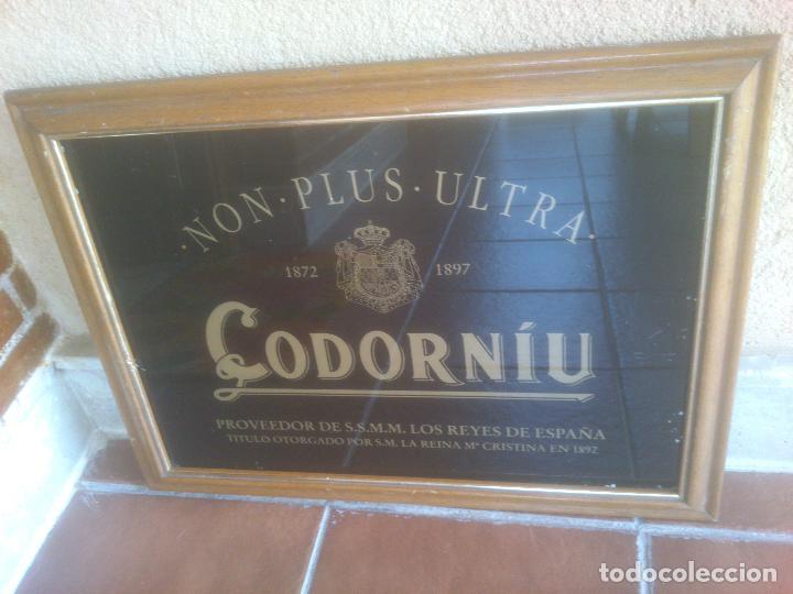 Coleccionismo de cava: CUADRO CODORNIU NON PLUS ULTRA - Foto 5 - 176186305