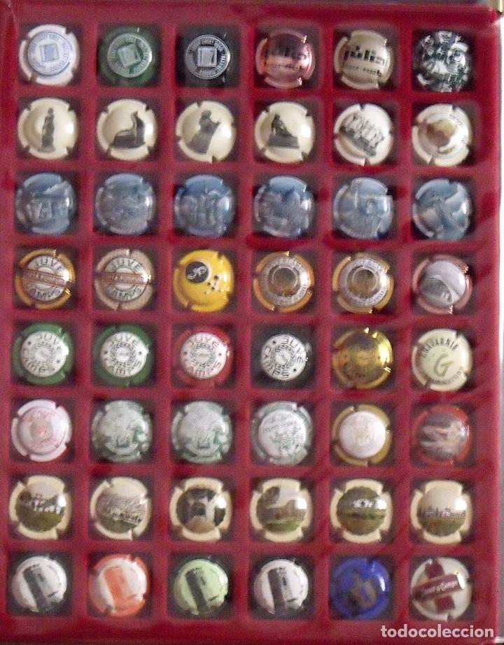 Coleccionismo de cava: ÁLBUM LOTE O COLECCIÓN DE 238 PLACAS DIFERENTES DE CAVA. LAS MARCAS EMPIEZAN POR LA G, H, I, J Y L, - Foto 3 - 131618394