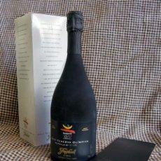 Coleccionismo de cava: FREIXENET, BRUT RESERVA OLÍMPICA, 1986. Lote 132668830