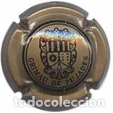 Coleccionismo de cava: PLACA DE CAVA - GRIMAU DE PUJADES - Nº VIADER 484. Lote 246541900
