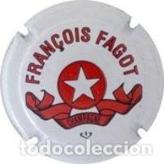 Coleccionismo de cava: PLACA DE CAVA - FRANCESA - FAGOT, FRANCOIS - 130411. Lote 133561218