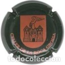 Coleccionismo de cava: PLACA DE CAVA - CELLER ROCA GROSSA - Nº 77354. Lote 133994506