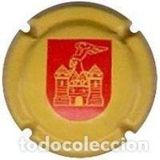 Coleccionismo de cava: PLACA DE CAVA - CELLER ROCA GROSSA - Nº 88128. Lote 133994590