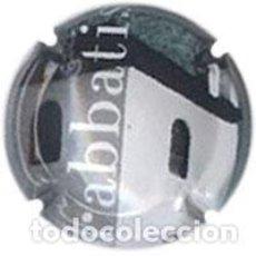 Coleccionismo de cava: PLACA DE CAVA - D'ABBATIS Nº VIADER 6176. Lote 134256342