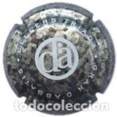 Coleccionismo de cava: PLACA DE CAVA - D'ABBATIS Nº VIADER 11278. Lote 134256490