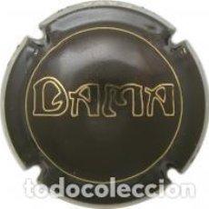 Coleccionismo de cava: PLACA DE CAVA - DAMA DE COLL DE JUNY - Nº VIADER 3334. Lote 134256634