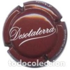 Coleccionismo de cava: PLACA DE CAVA - DESOTATERRA - Nº VIADER 4430 . Lote 134256762