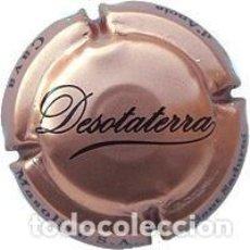 Coleccionismo de cava: PLACA DE CAVA - DESOTATERRA - Nº VIADER 4951. Lote 134256798