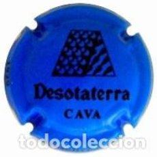 Coleccionismo de cava: PLACA DE CAVA - DESOTATERRA - Nº VIADER 11469. Lote 134256850
