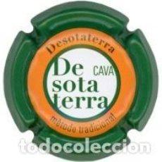 Coleccionismo de cava: PLACA DE CAVA - DESOTATERRA - Nº VIADER 27490. Lote 134257002