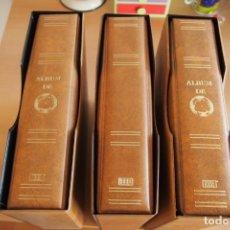 Coleccionismo de cava: COLECCIÓN 500 PLACAS DE CAVA DIFERENTES CON SUS 3 ALBUMS BEUMER INCLUIDOS EN PERFECTO ESTADO CONSERV. Lote 137333130