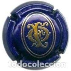 Coleccionismo de cava: PLACA DE CAVA - OLIVELLA FERRARI - Nº 5546. Lote 246539615