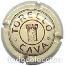 Coleccionismo de cava: PLACA DE CAVA - TORELLO - Nº VIADER 1363. Lote 246539700